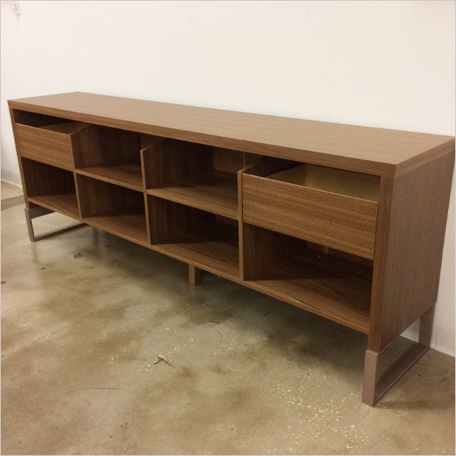 Walnut Sideboard - OUTLET