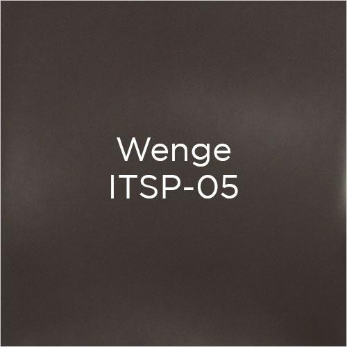 wenge bonded leather swatch