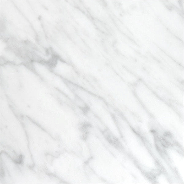 white carrera marble swatch