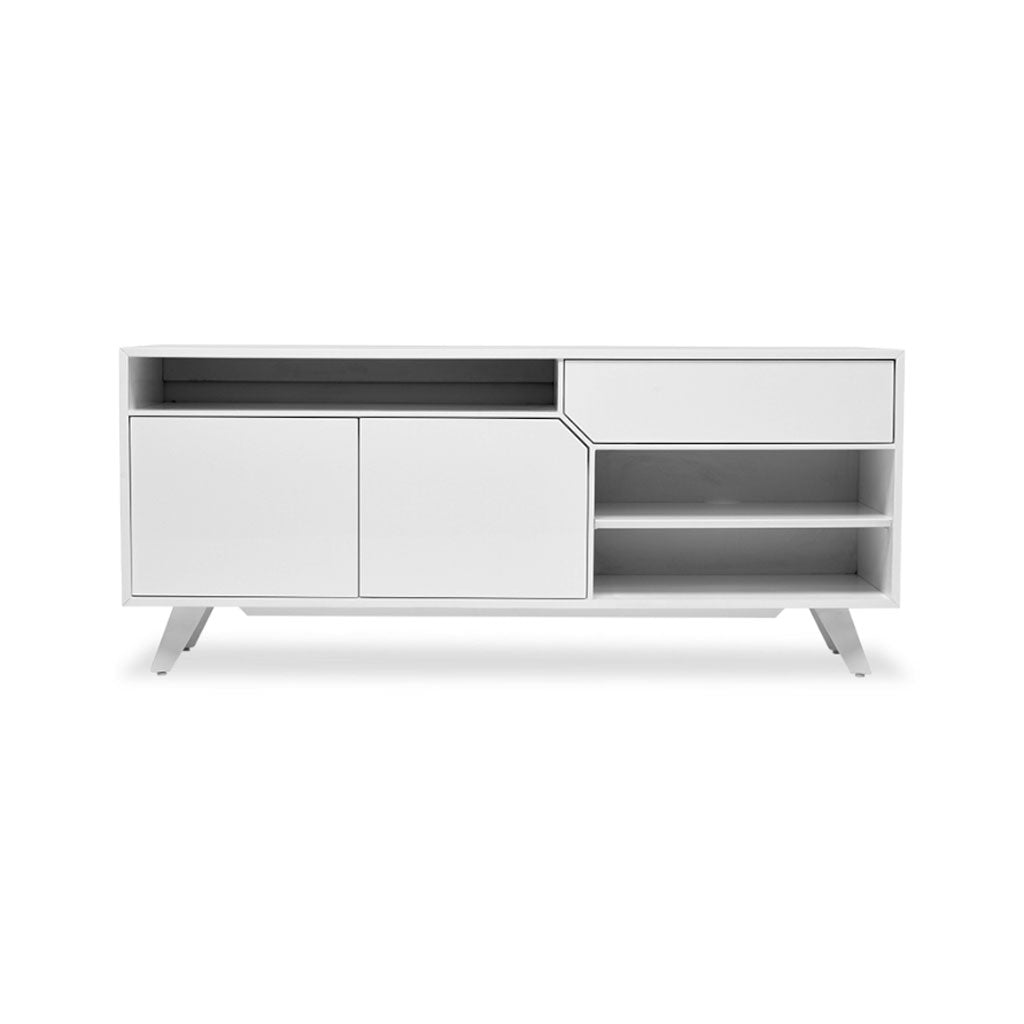 Bias TV Bench - White