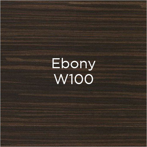 ebony wood swatch