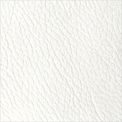white leather-textile swatch