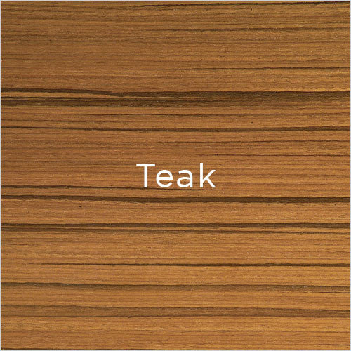 FS18 Teak Dining Table With 1 Leaf Extension Scan