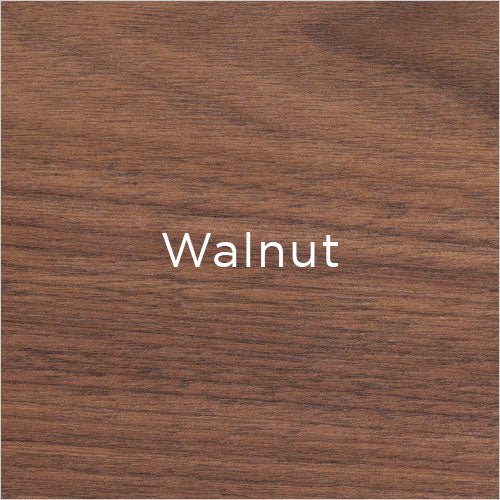 walnut wood swatch