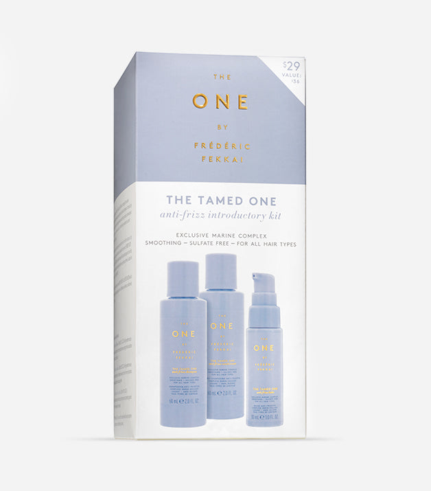 The Tamed Anti-Frizz Introductory Kit