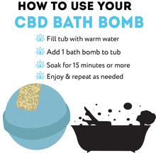 Load image into Gallery viewer, Fresh Bombs Shea Skin Healer CBD Bomb 35mg