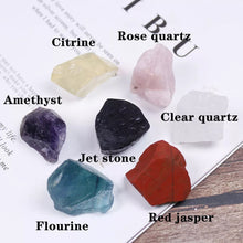 Load image into Gallery viewer, 11 Piece Chakra Crystal Healing Set