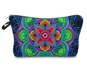Cosmetic Bag- Flowers