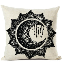 Load image into Gallery viewer, Moon Magic Cushion Cover