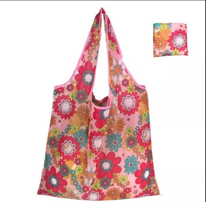 Eco- Friendly Shopping Bag- Daisy