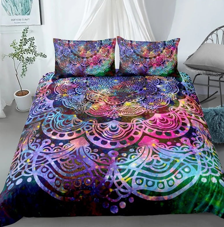 Mandala Dreaming Doona Cover Set