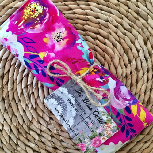 Fuchsia Lavender Eye Pillow