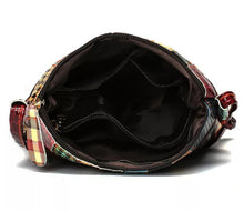 Load image into Gallery viewer, Leather Patchwork Bag- Mandy
