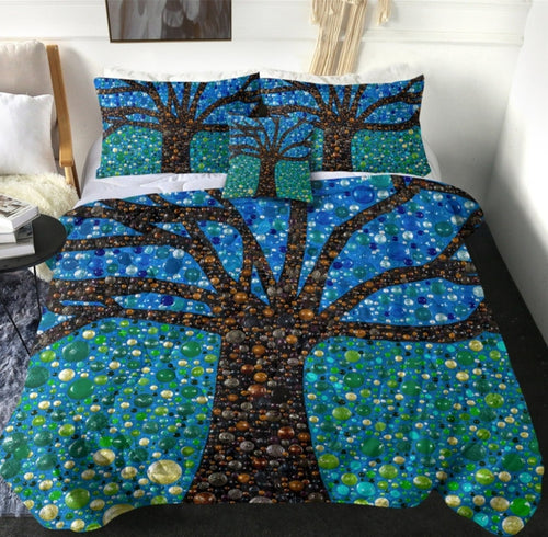 Path of Life 3 Piece Comforter Set