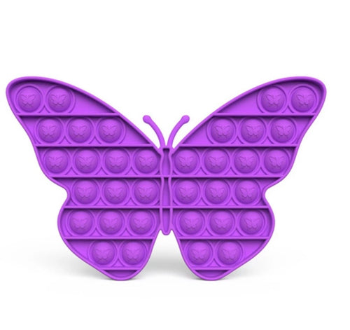POP It Sensory Bubble Fidget Toy- Butterfly