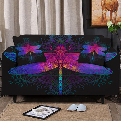 Dragonfly Sofa Cover Set