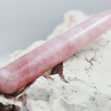 Load image into Gallery viewer, Rose Quartz Massage Wand