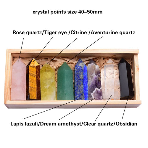 Crystal Points Ulitmate Collection