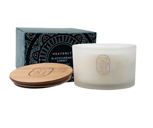 Distillery Triple Wick Soy Candle -HEAVENLY