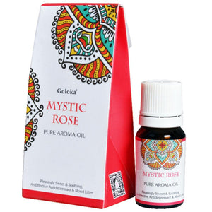 GOLOKA FRAGRANT OIL-Mystic Rose
