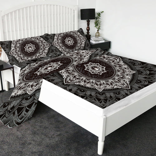 Mandala Bed Sheet set