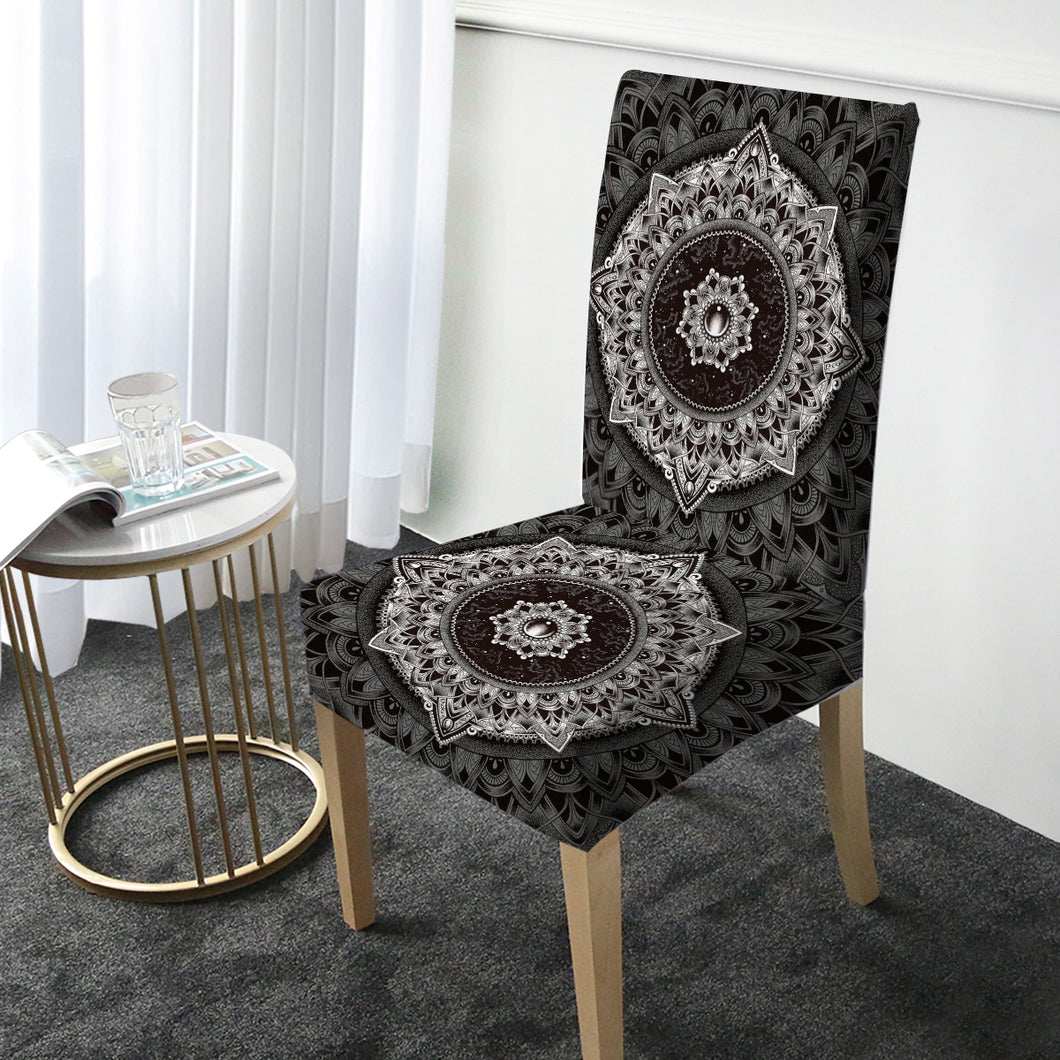 Mandala Chair Covers