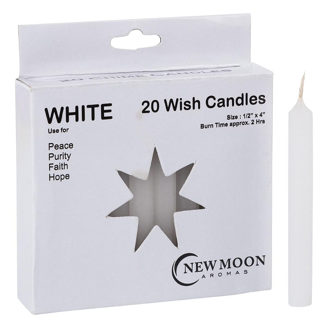 Wish Candles - White