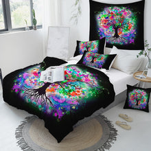 Load image into Gallery viewer, Tree Of Life Doona Set