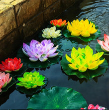 Load image into Gallery viewer, Lotus Flower Water Lily  Decoration