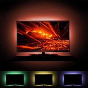 RGB TV Bias Lighting