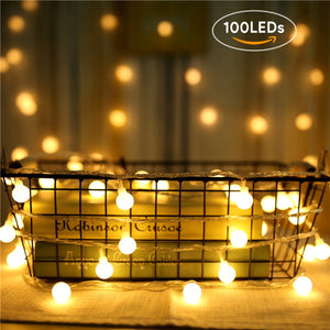 LED Globe String Lights | LED Light Ropes & Strings | HEDORANCE