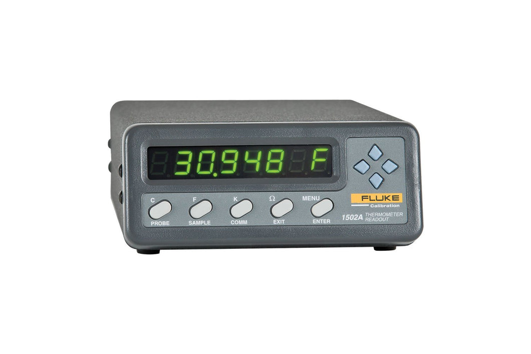 Fluke Calibration 1502A Thermometer Readout