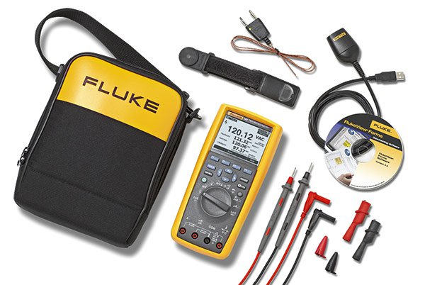 Fluke 289 FlukeView® Forms Combo Kit