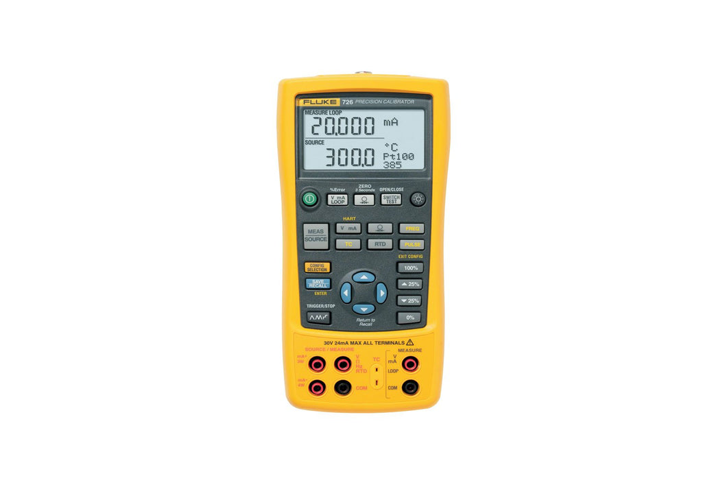Fluke 726 Precision Multifunction Calibrators