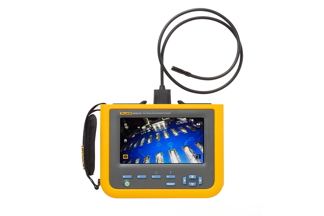 Fluke DS703 FC Diagnostic Scope