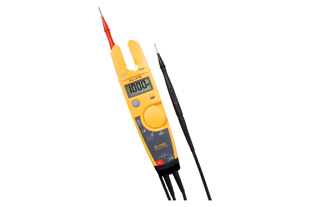 Fluke T5-1000 Voltage, Continuity and Current Tester