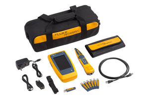 Fluke Networks LinkIQ™ Cable+Network Tester Advanced Kit