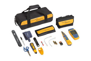 Fluke Networks MS2-TTK MicroScanner² Network Cable Tester Kit
