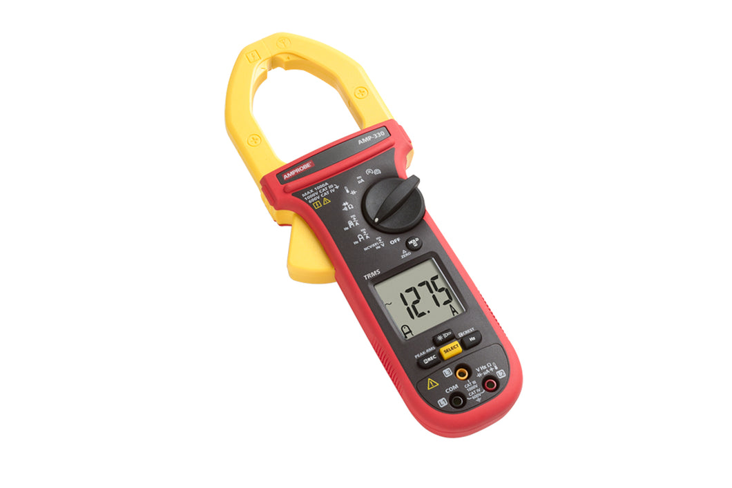 Amprobe AMP-330 1000A AC/DC TRMS Clamp Meter