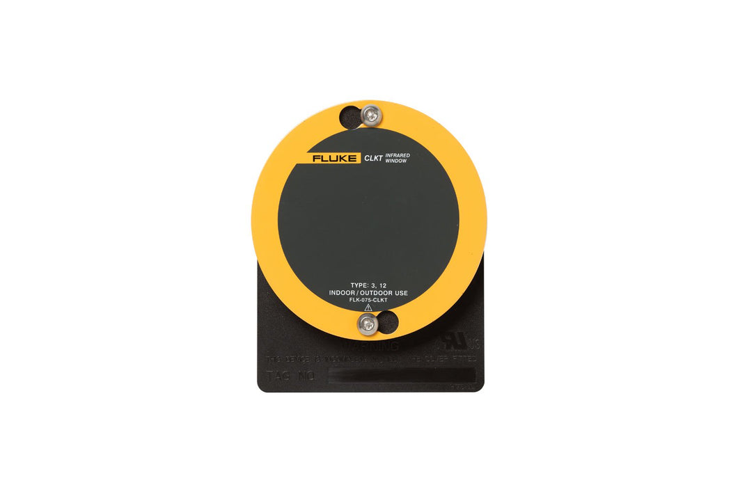 Fluke 075 CLKT IR Window for Outdoor and Indoor Applications