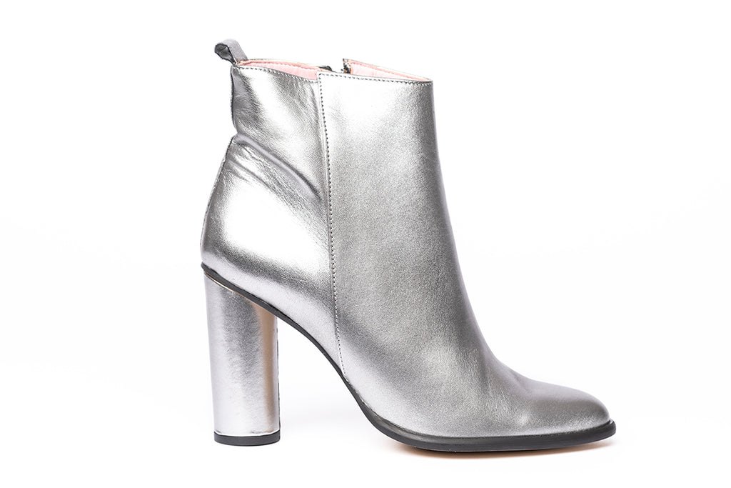 Boots Valery Galaxy Silver