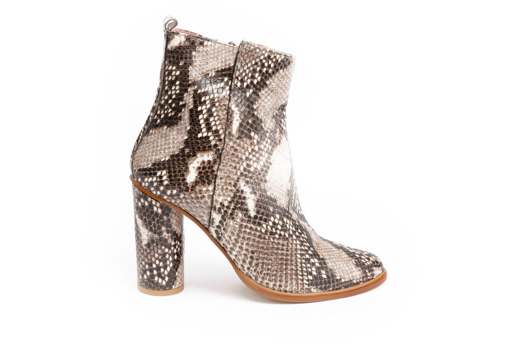 Boots Valery Python Clair