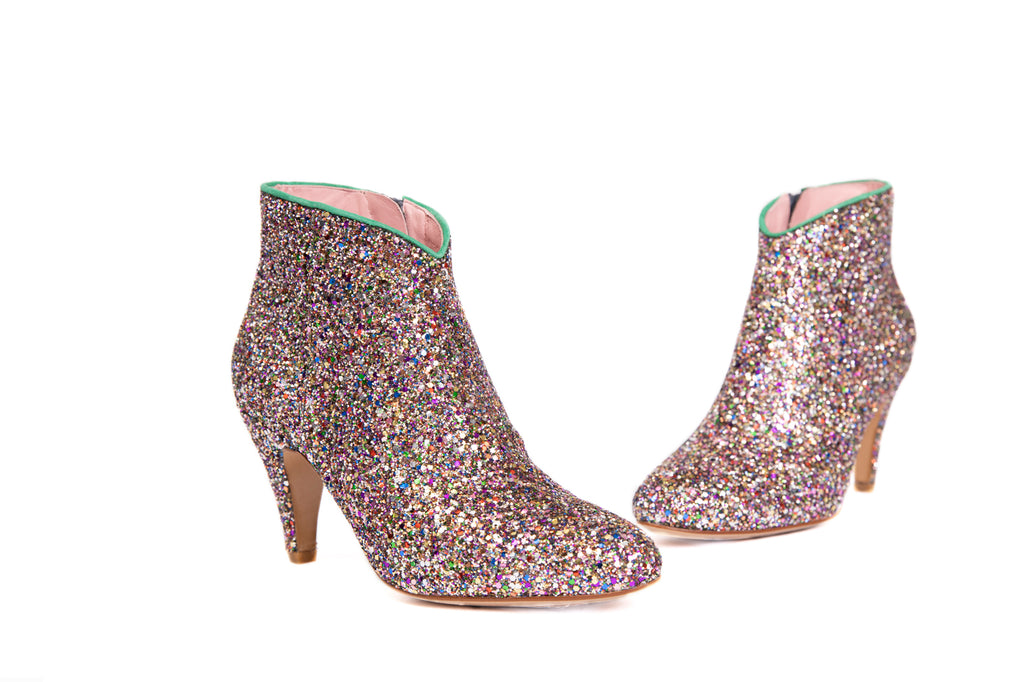 Bottines Louisa Glitter