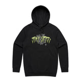 """Lifted Spider"" Glow in the Dark Hoodie"