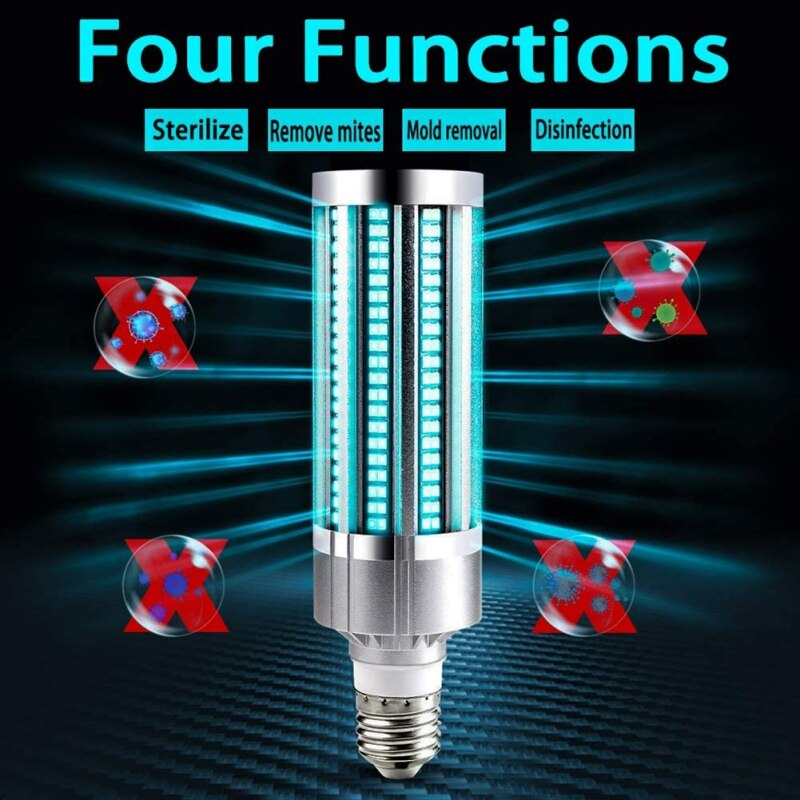 New UVC LED Germicidal Lamp