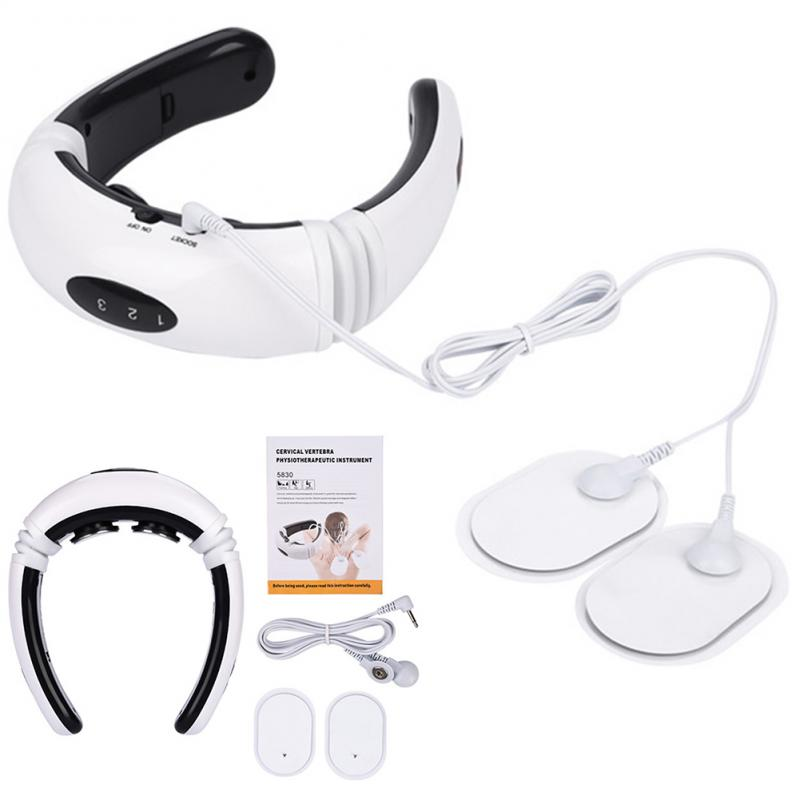 ReliefPro™ New 6-Mode Magnetic Portable Neck Massager