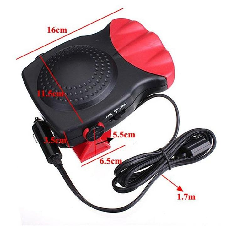 Portable Auto Car Heater Fan