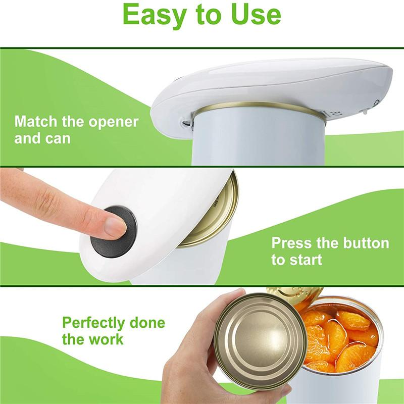 OneTouch Can Opener Kitchen Tool