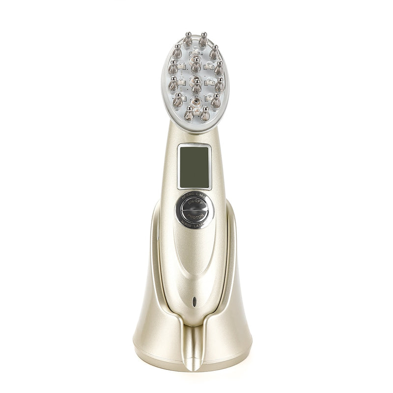 Professional Electric Hair Growth Therapy Massager