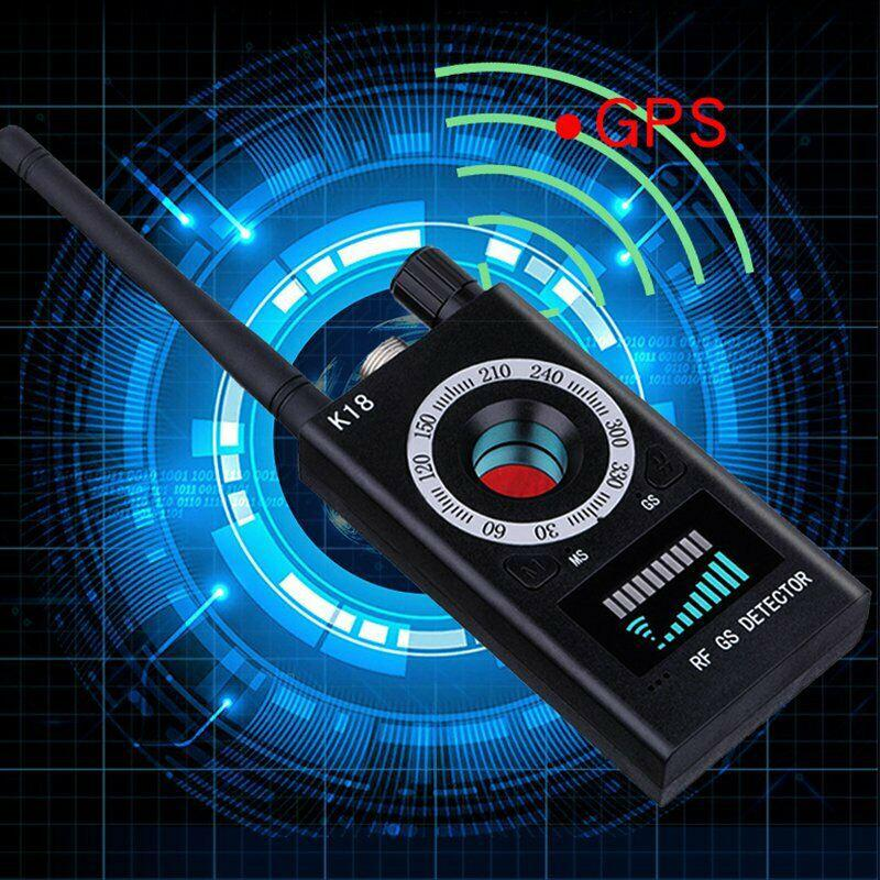 Multi-function Spy Camera Detector